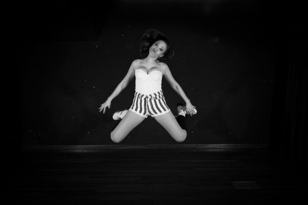 Fotografía de estudio | Urban Dancer