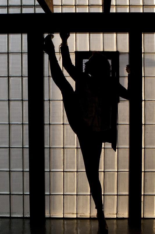Fotografía de estudio | bailarina