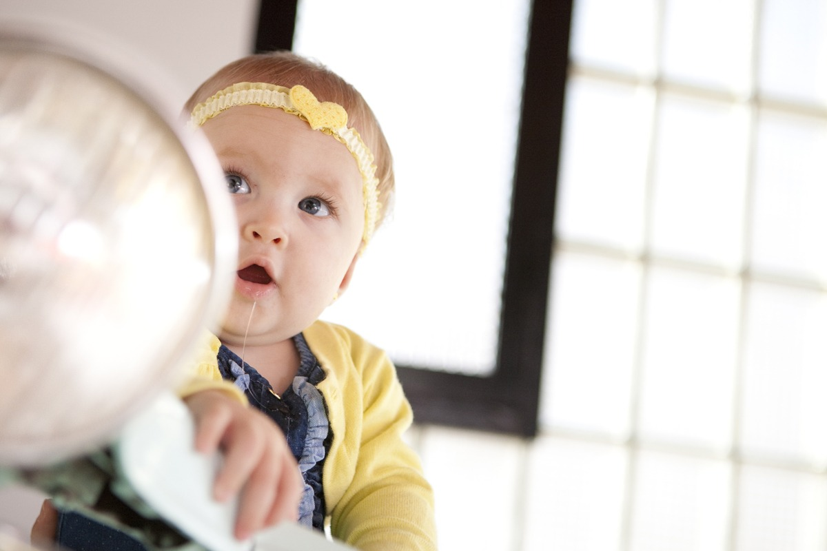 Fotografía de estudio | bebé baba