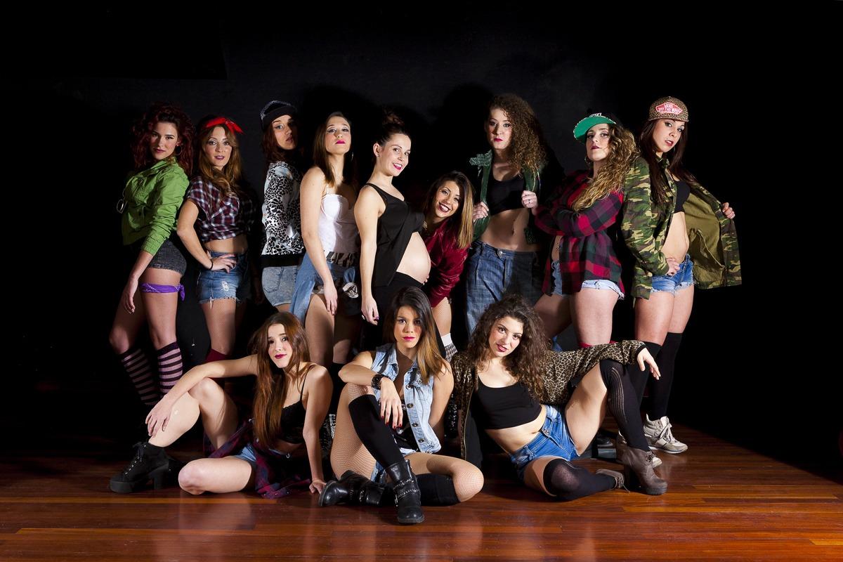 Fotografía de estudio | Urban Dance