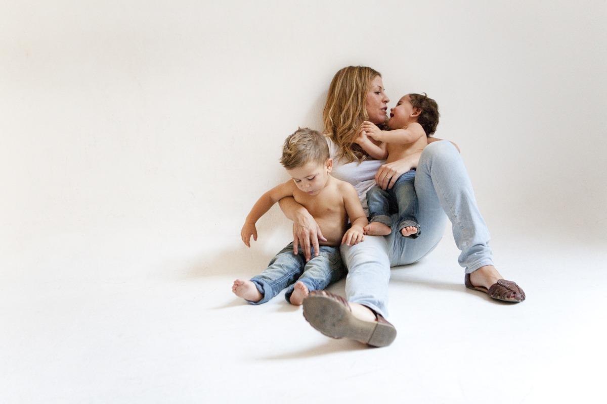 Fotografía de estudio | familia