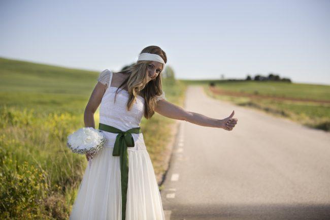 Fotografía de boda | Autostop
