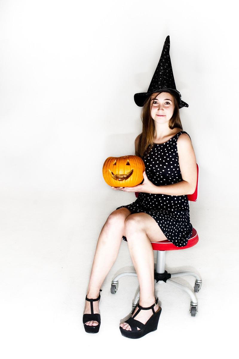 Fotografía de estudio | halloween