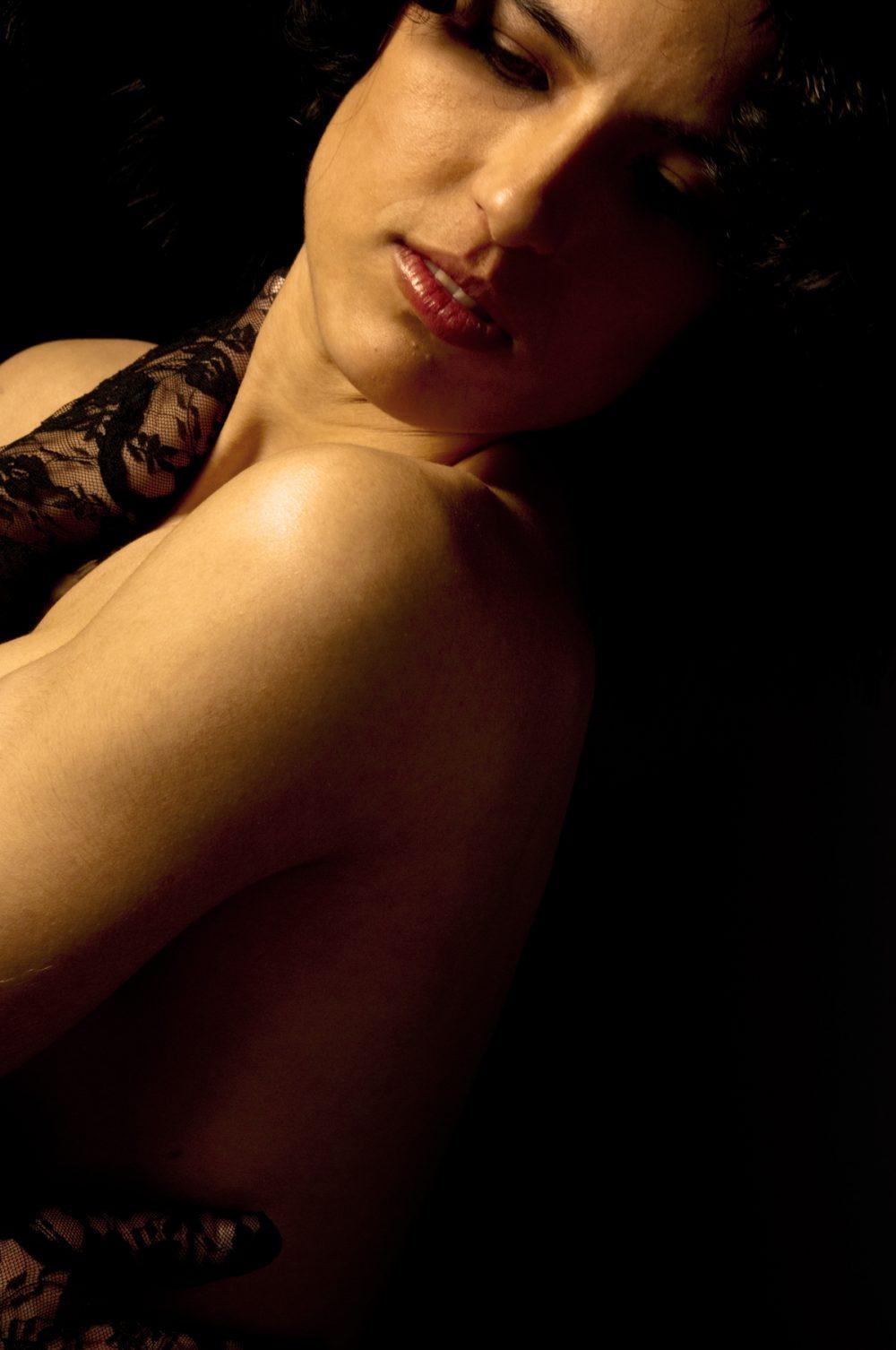 Fotografía de desnudos | Vanessa detalle