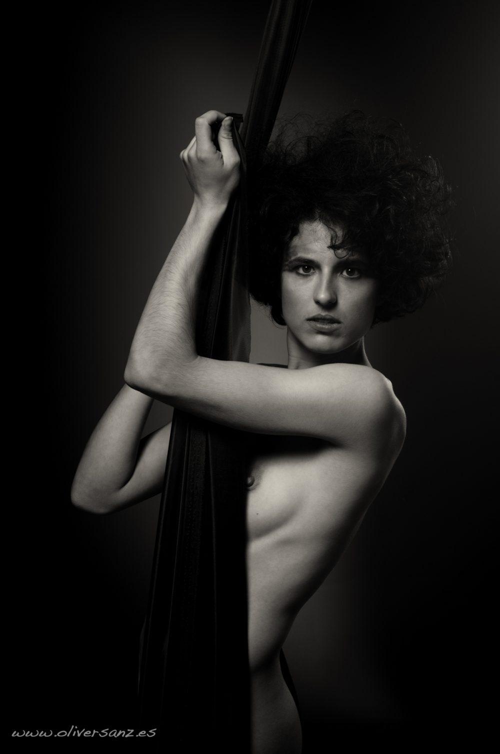 Fotografía de desnudos | Vanessa retrato