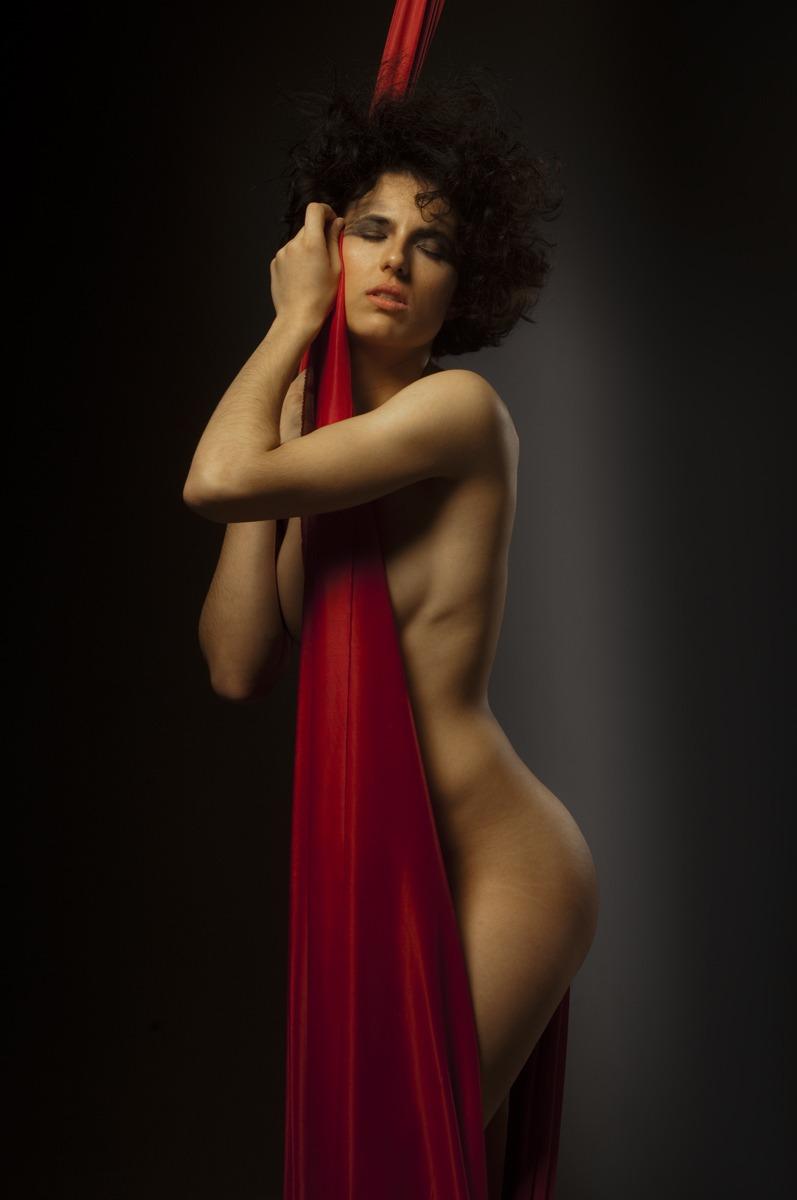 Fotografía de desnudos | Vanessa iluminación
