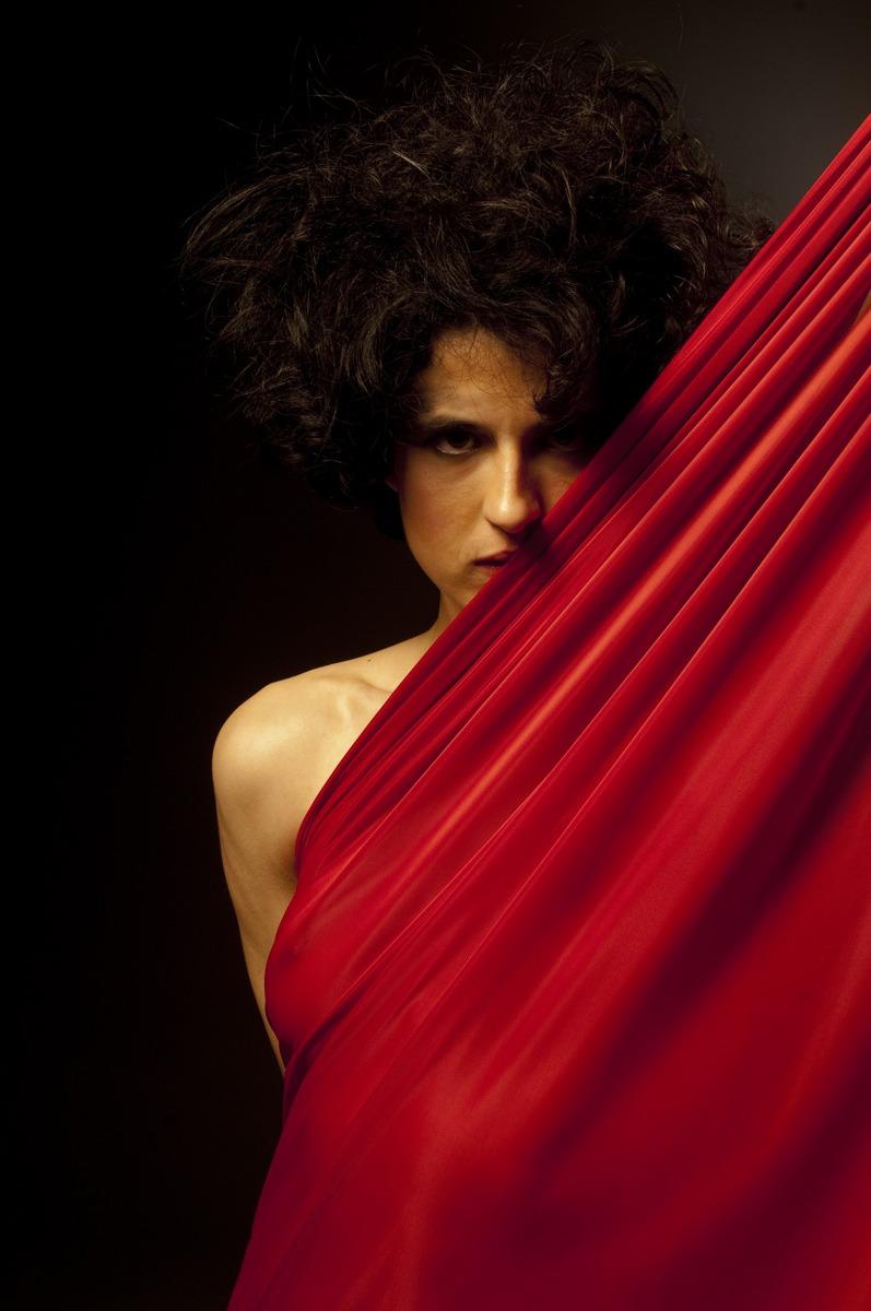 Fotografía de desnudos | Vanessa rojo